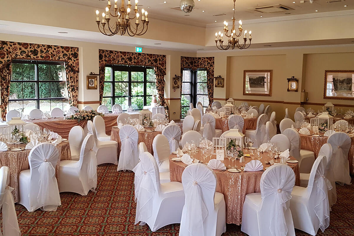 Ansty Hall inside set
